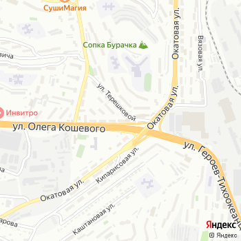 Спасские на Яндекс.Картах