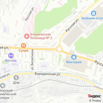 Мона на Яндекс.Картах