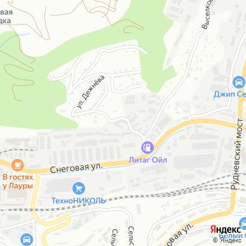 Запчасть-ДВ на Яндекс.Картах