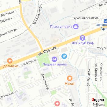 Реновация на Яндекс.Картах