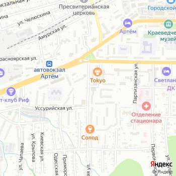 Автостоянка на Яндекс.Картах