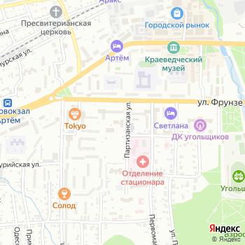 Oxford на Яндекс.Картах