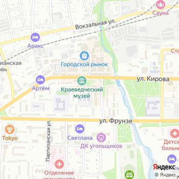 Декор на Яндекс.Картах