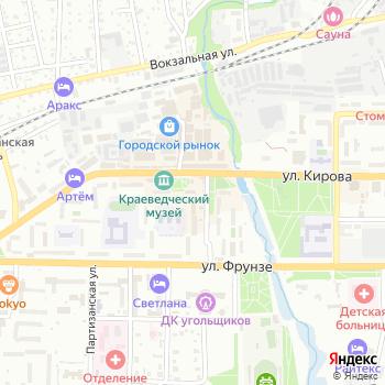 Солнышко на Яндекс.Картах