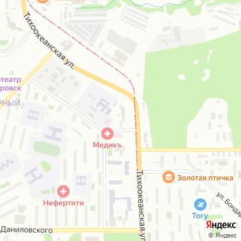 Востоксантехмонтаж на Яндекс.Картах