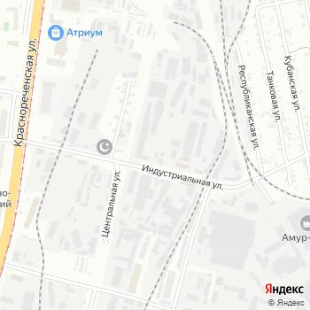 Молочный край на Яндекс.Картах