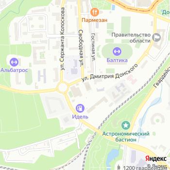 СЖС Восток Лимитед на Яндекс.Картах