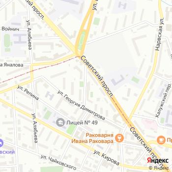 Эталон-Вест на Яндекс.Картах