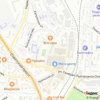 ТехПромСтандарт на Яндекс.Картах