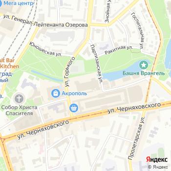 Твое на Яндекс.Картах