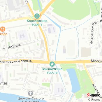 Vittera на Яндекс.Картах