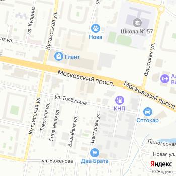 С-Авто плюс на Яндекс.Картах