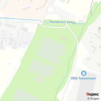 Алерс Санкт-Петербург на Яндекс.Картах