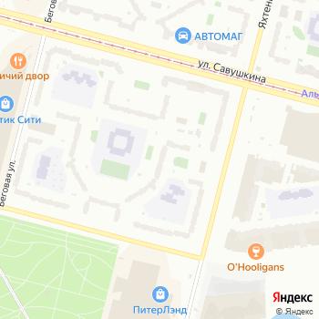 Наряд на Яндекс.Картах