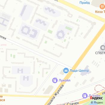 Андис на Яндекс.Картах