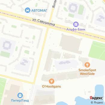 Светофор на Яндекс.Картах