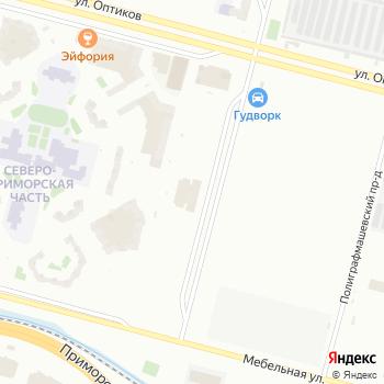 Тиллипад на Яндекс.Картах