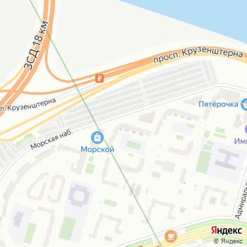 СТАЛКЕР-2 на Яндекс.Картах