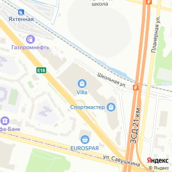 Terem на Яндекс.Картах