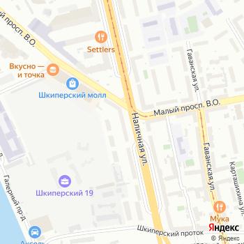НЕВСКИЙ ПРОСТОР на Яндекс.Картах