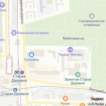 Сканти Рус на Яндекс.Картах
