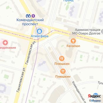 BARHAT на Яндекс.Картах