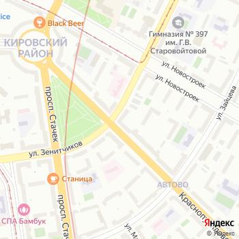 Асами на Яндекс.Картах