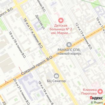 Минимаркет на Яндекс.Картах