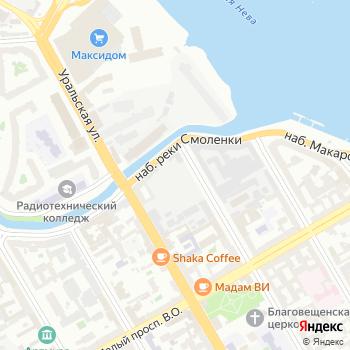 Беби Сервис на Яндекс.Картах