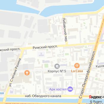 Дружба на Яндекс.Картах