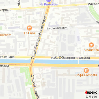 Хингур на Яндекс.Картах