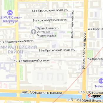 Геопроба на Яндекс.Картах
