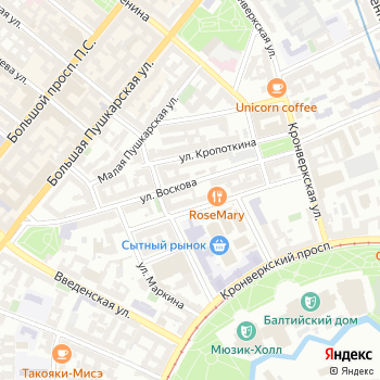 Для себя на Яндекс.Картах