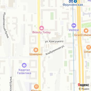 ТрендХит на Яндекс.Картах