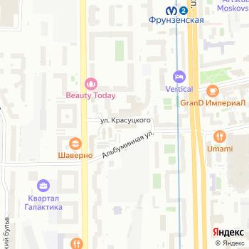 Пангея-Сервис на Яндекс.Картах