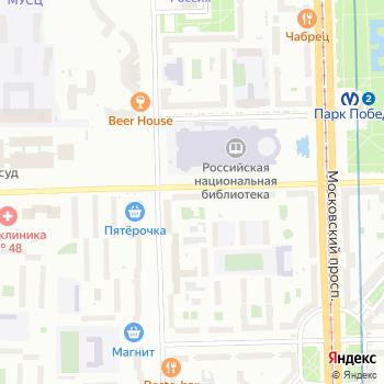 Магазин товаров из Финляндии на Бассейной на Яндекс.Картах