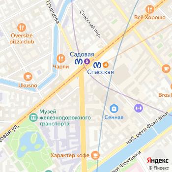 Нисси на Яндекс.Картах
