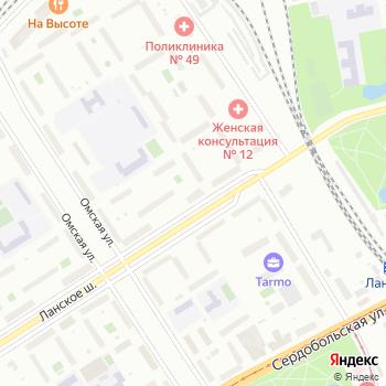 Медицинский центр неврозов на Яндекс.Картах