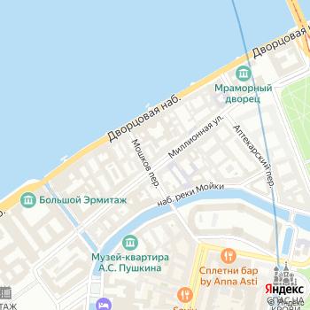 1001 ночь на Яндекс.Картах