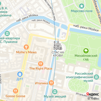 Санкт-Петербург на Яндекс.Картах