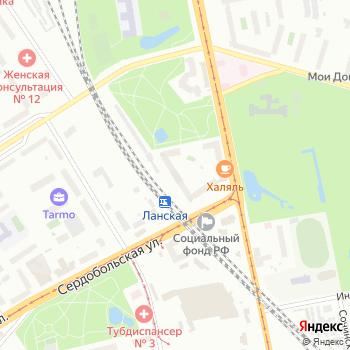 ЛЕТАЛИ на Яндекс.Картах