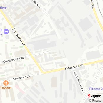 Кристанваль-клининг на Яндекс.Картах