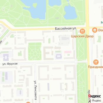 ВПК на Яндекс.Картах