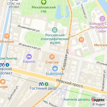 Лентрансавто на Яндекс.Картах