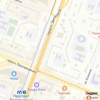 Низкие цены на Яндекс.Картах