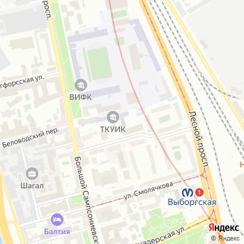 ВилкомСерв на Яндекс.Картах