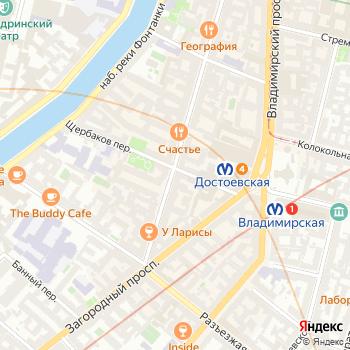 ПетроЭксперт на Яндекс.Картах