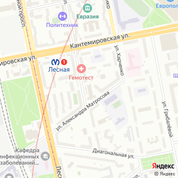 АСТ-Балт на Яндекс.Картах