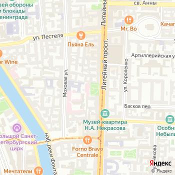 Ленинградский областной онкологический диспансер на Яндекс.Картах