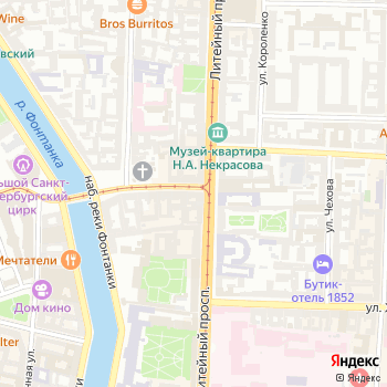 Надежда на Яндекс.Картах